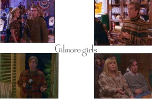 I played Andrew in 21 episodes of Gilmore Girls