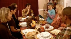 Thanksgiving Seconds - at the table